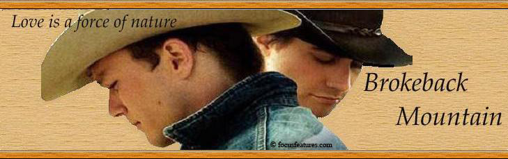 Brokeback Mountain Forum